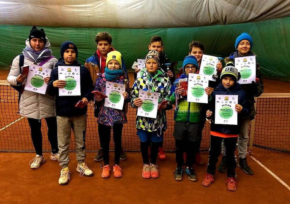 Tenis10 i Green Tour z dnia 1.12.2018