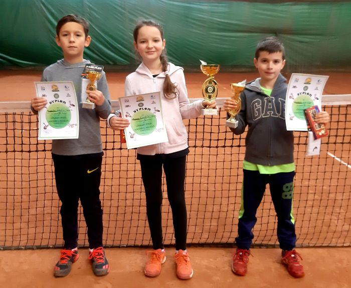 Grand-Prix Tenis 10 i Green Tour 5.01.2019