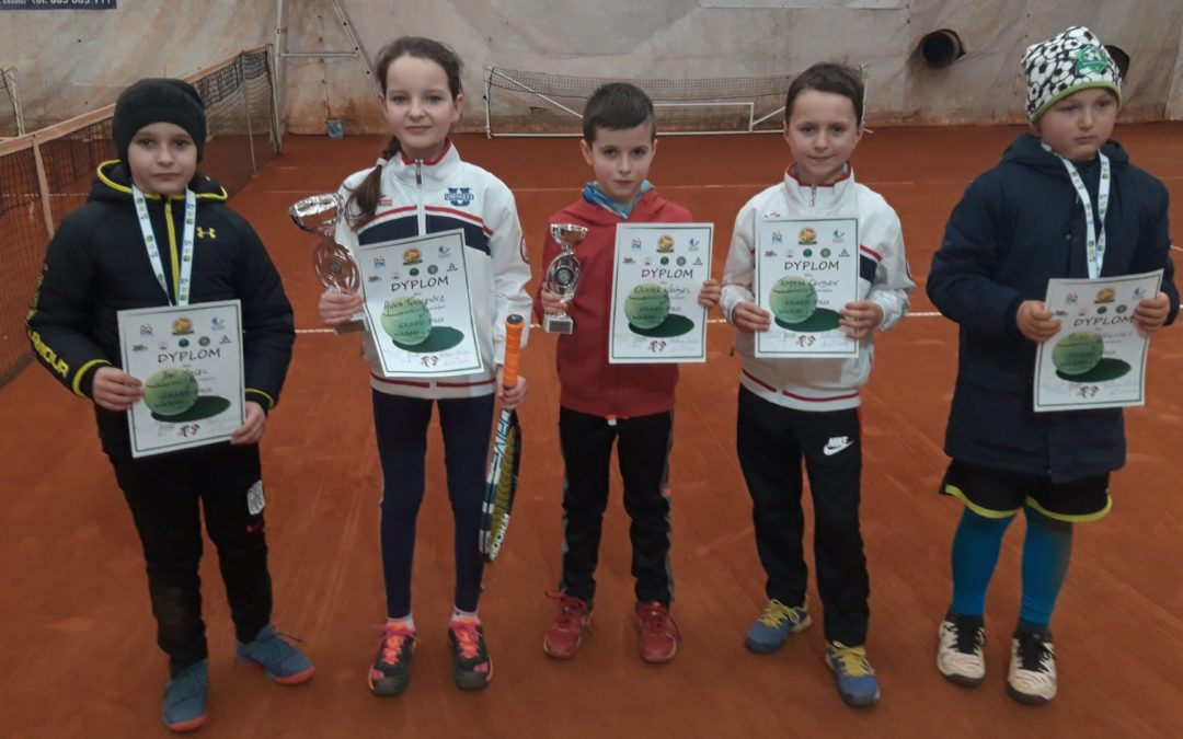 GRAND-PRIX WARMII i MAZUR TENIS 10 I GREEN TOUR – 16.03.2019