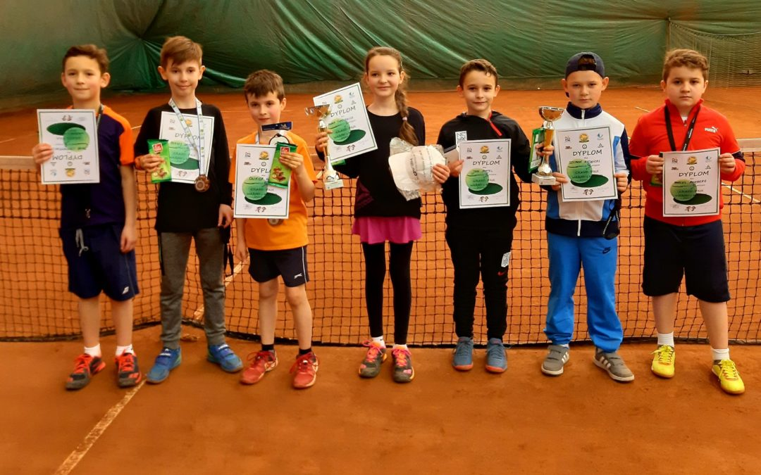 GRAND-PRIX WARMII i MAZUR TENIS 10 I GREEN TOUR- 6.04.2019